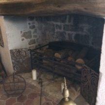 Fireplace | Photo: Deirdre McDonnell