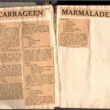 Carrageen Marmalade