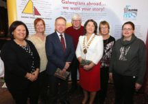 "Launch of ""The Galway Tribal Diaspora Project"""