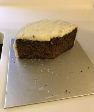 Christmas Cake | Eva Burke