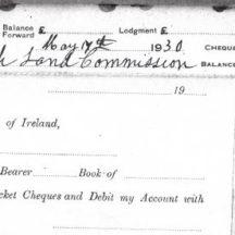 Irish Land Commission 1930 | Tom McLoughlin