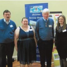 Padraig Coyne, Sandra Noone, Tony Murphy, Pauline Connolly | Photo: Fran Murphy