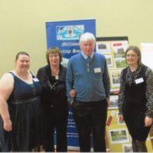 Sandra Noone, Fran & Tony Murphy, Pauline Connolly | Photo: Padraig Coyne