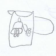 Jug | Drawing by Sean Sexton