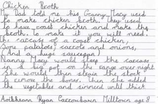 Chicken Broth | Aoibheann Ryan