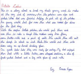 Potato Cakes | Grace Ryan