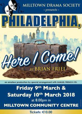 Philadelphia Here I come | MW Design