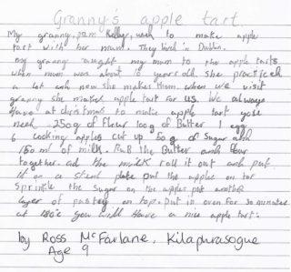 Apple Tart | Ross McFarlane