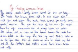 My Granny's Brown Bread | Stephanie Burke