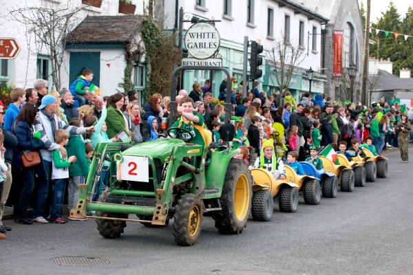 Showcasing The Spirit of Moycullen's People | Photo Credit  Sean Lydon