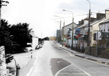 Moycullen Village Past to Present