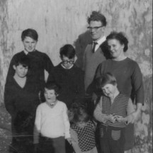 The Connolly Family 1970 | Photo Credit Margaret Connolly Hackett