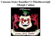Cumann Staire Ruaidhrí Uí Fhlaitheartaigh Mháigh Cuilinn Committee Meeting