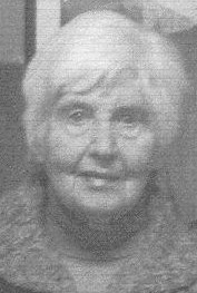 Treasa Bairead McMahon | Photo Credit Moycullen Historical Society