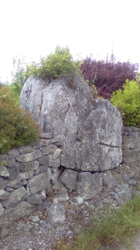 Cloch na Fola - The Rock of Blood | Moycullen Historical Society