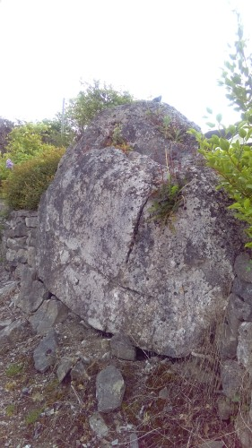 Clock an Olla - The Rock of the Holy Oil | Moycullen Historical Society
