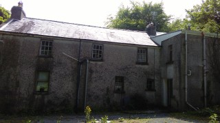 Rear of Mount St. Joseph's | Moycullen Historical Society