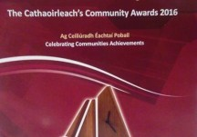 The Cathaoirleach's Community Awards 2016