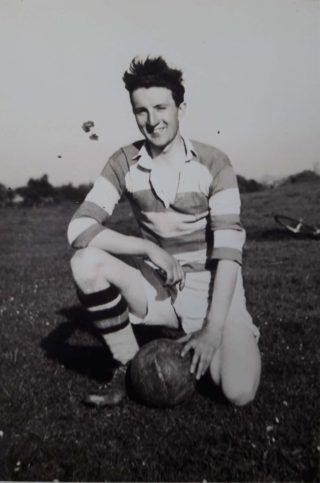 John Conneely Ballymun Gaels Dublin Football 1956 | John Conneely