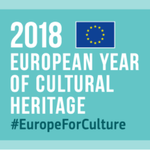This event is branded under the European Year of Cultural Heritage 2018