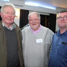 Paddy O'Suileabháin, Tomas O'Cadhain, Richard Long