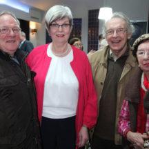 Christy Kelly, Patsy Clancy-Cunningham, Marcus Thornton, Miriam McKiernan