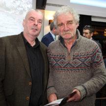 Seán Ó Coistealbha and Charlie Troy (Cnoc Suain)
