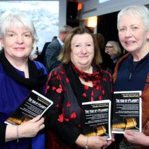 Mary McDonagh, Maureen Browne, Anne Cuffe