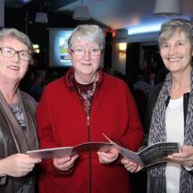 Nuala O'Hara, Mairéad Ní Chonaola, Cllr. Catherine Connolly TD