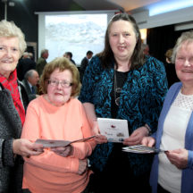 Kathleen Griffin, Vera Morrison, Mary Ann Feeney and Mary Faherty