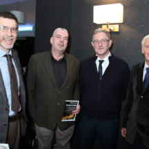 Jerry O'Sullivan, Seán Ó Coistealbha, Dr. Paul Naessens, Hugh Gallagher
