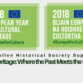 iCAN approved by the Heritage Council for branding under the European Year of Cultural Heritage 2018