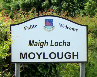 Moylough Sign | © Jimmy Laffey