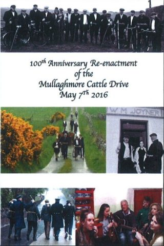 100th Anniversary Re-enactment of the Mullaghmore Cattle Drive DVD | MH