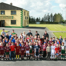 GAA Summer Camp at Menlough July 2008