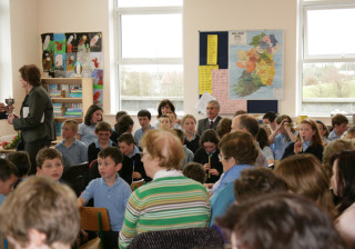 Official Opening of Garbally NS Extension | © Gerry Costello Photography