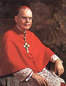 Cardinal Terence Cooke | All Photographs courtesy Cooke Family          © Copyright Control