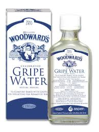 Gripe Water | © Copyright Woodwards