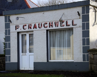Paddy Craughwell's Shop | © Gerry Costello