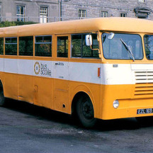 This bus, EZL 169, was the bus I travelled on while in Leaving Cert year 1973. It was driven by  the late Tom Mitchell from Cross, Menlough (Gerry Costello). | © Copyright Control