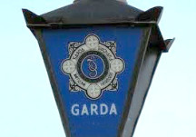 Gardai in our locality.