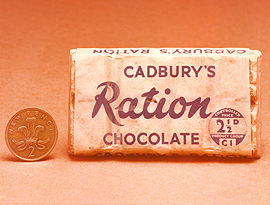 Ration Chocolate