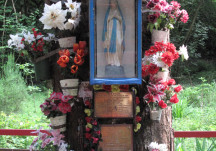 The Shrine at Tobertynan