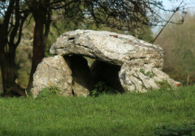 Kilbeg Wedge Tomb