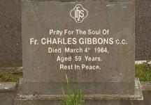 37 -- Fr. Charles Gibbons CC DD