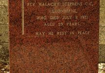 34 -- Fr. Malachy Stephens