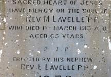 14 -- Fr. Matt Lavelle