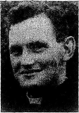 Fr. Sean Kilbane at his Ordination on Dec. 21st 1960  | © Tuam Herald
