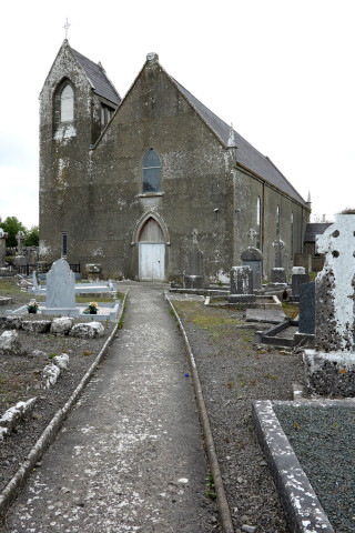 The old Church in Mayo-Abbey within where Fr Pat Sheridan is laid to rest. | © Gerry Costello Photography