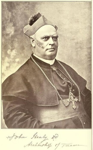 Archbishop John Healy
